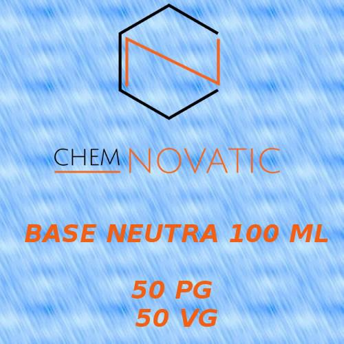 BASE NEUTRA 100 ml 50/50 1