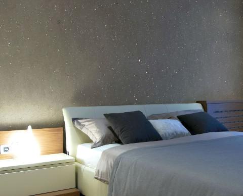 Pitture Per Pareti Glitterate : Glitter brillanti per le tue pareti star di valpaint vr vernici