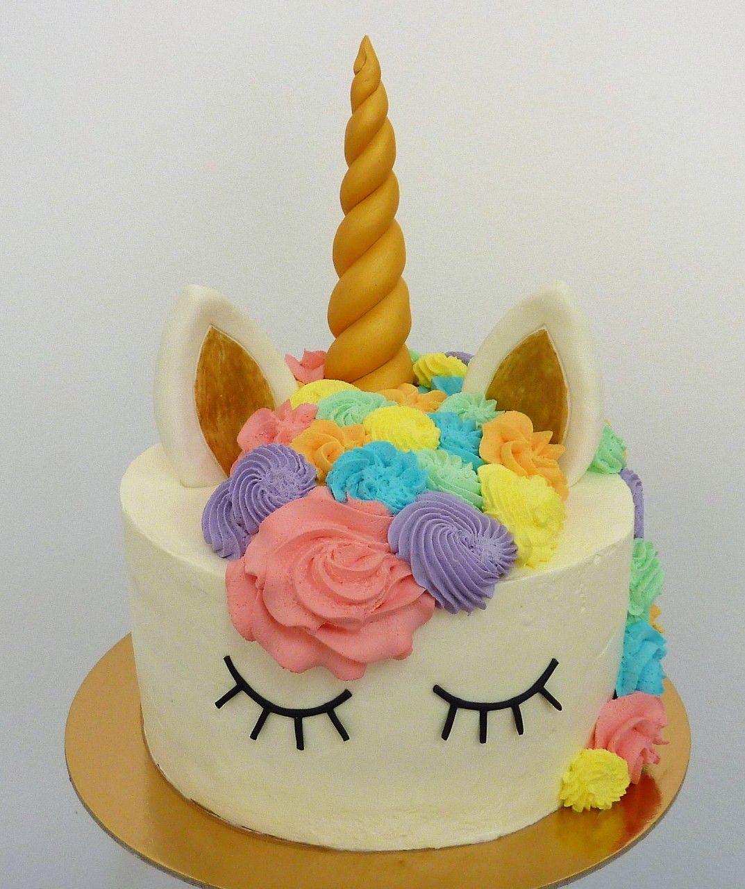 Torta unicorno sweet and cake di matteo pirondini mypushop for Decorazione unicorno