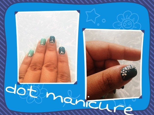 Dot manicure in regalo..scopri come??