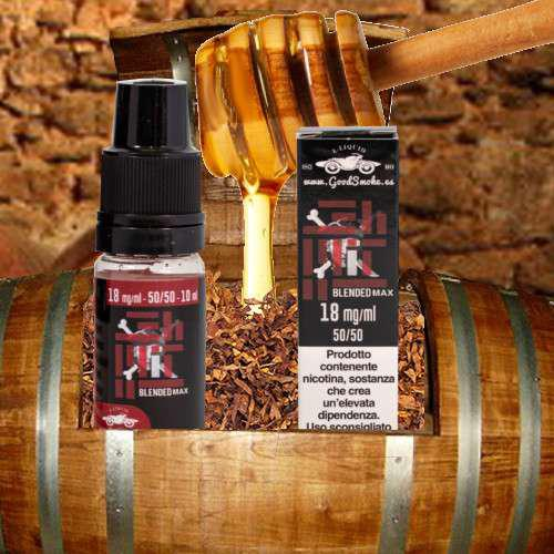 BLENDED MAX TOBAC 10ml