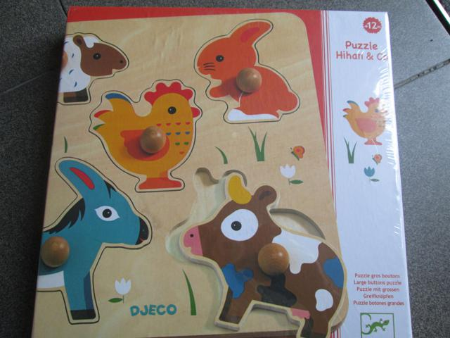 PUZZLE HIHAN & CO 1
