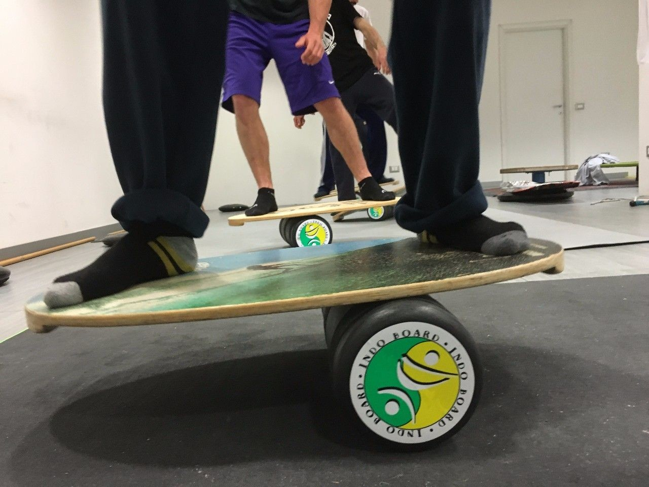Pacchetto Indoboard training