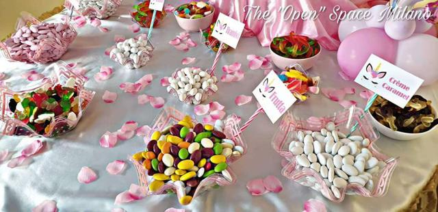 Sweet Table, Confettate e Candy Table 2