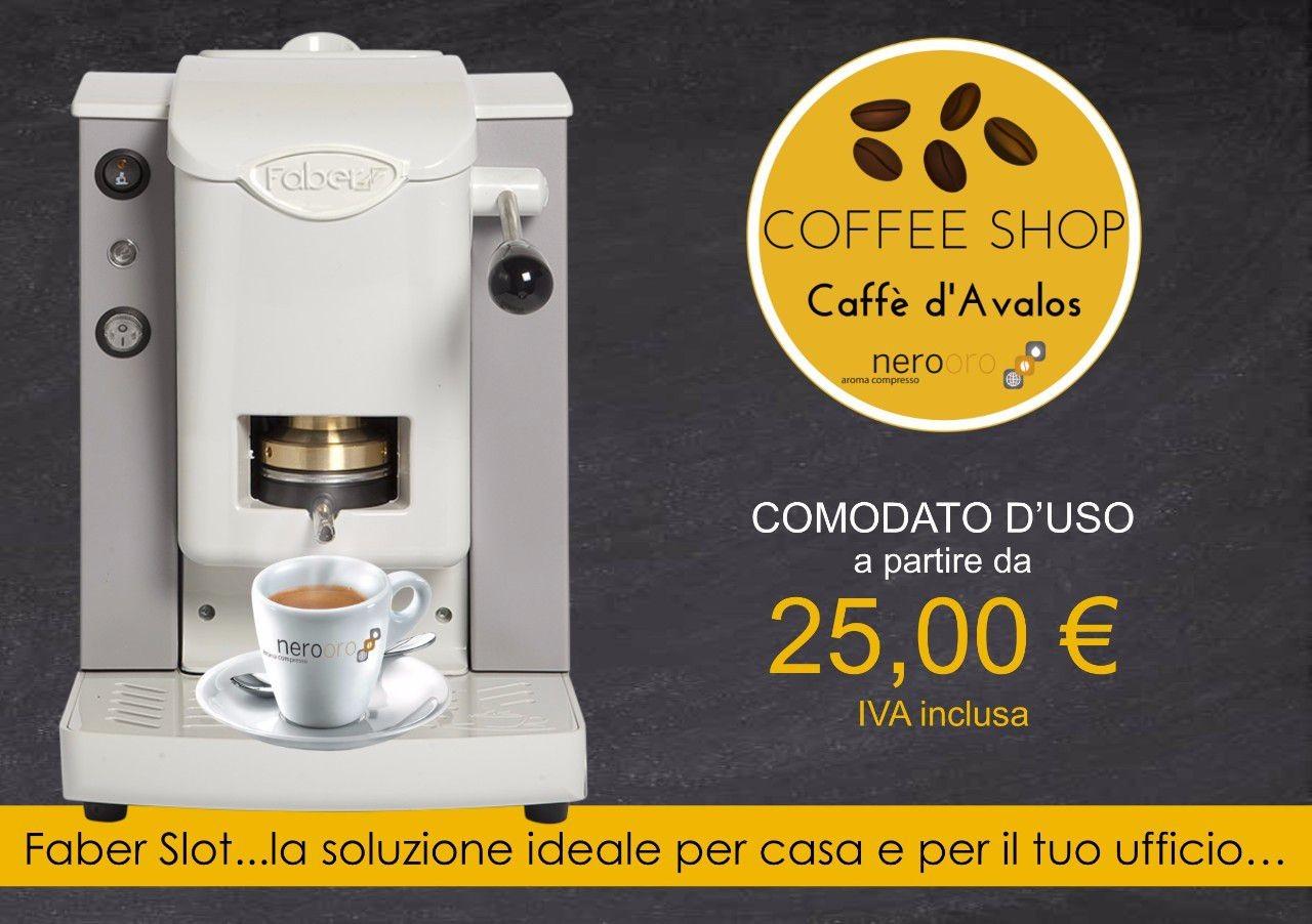 Awesome MACCHINA CAFFEu0027 IN COMODATO Du0027USO