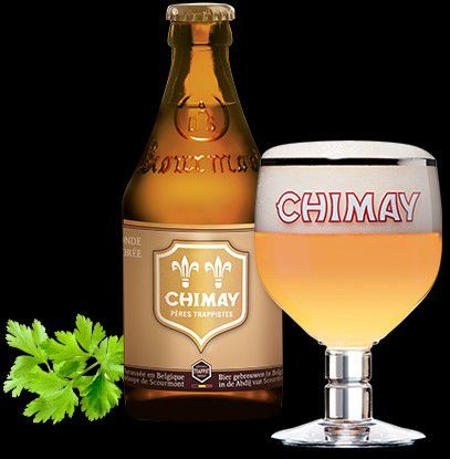 DOREE Alc 4,8% CHIMAY. Golden Ale. BELGIO