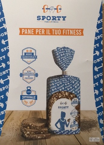 Sporty. Pane e fitness 2