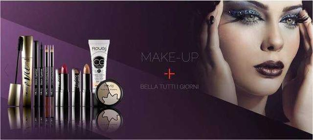 Linea make-up Rougj 1
