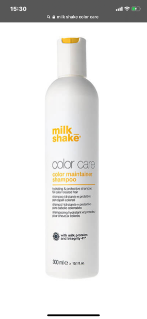 Shampoo Color Care