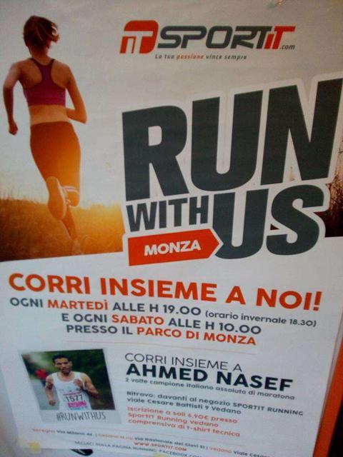 Novità sulla vetrina di SPORTIT Running Monza - Sport & Fitness a ...