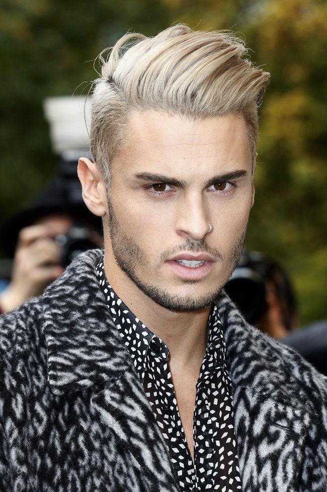 Decolorare i capelli uomo – Tagli di capelli popolari 2019 ec0b190f00e9