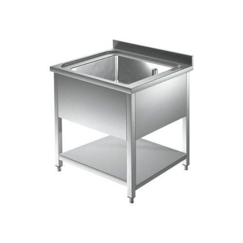 Lavello acciaio inox su gambe cucina ristorante RS4671 | Restaurant ...