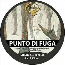 PUNTO DI FUGA-PACIFIC HONEY ALE-7,2%VOL.-CIVALE (ITA)
