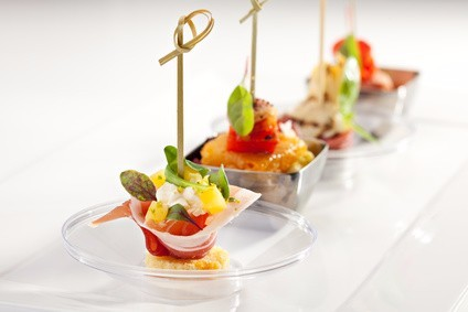 finger food di crudo