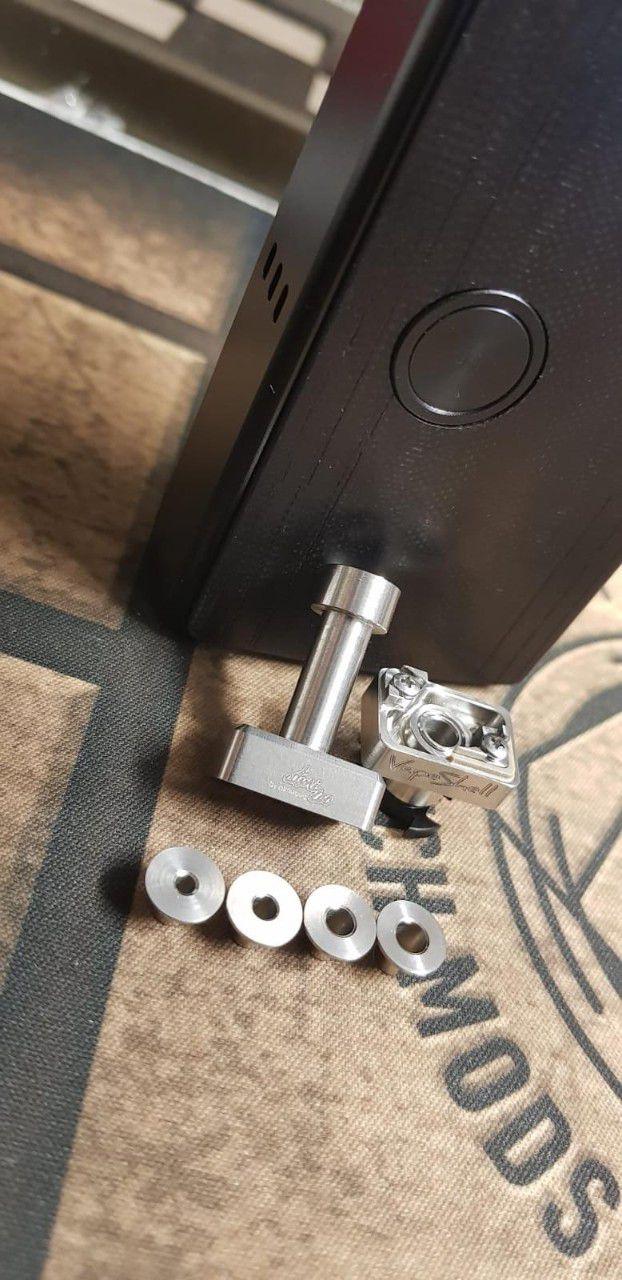 BILLET BOX REV4 by SXK DNA60 | IPOSH SIGARETTE ELETTRONICHE | myPushop