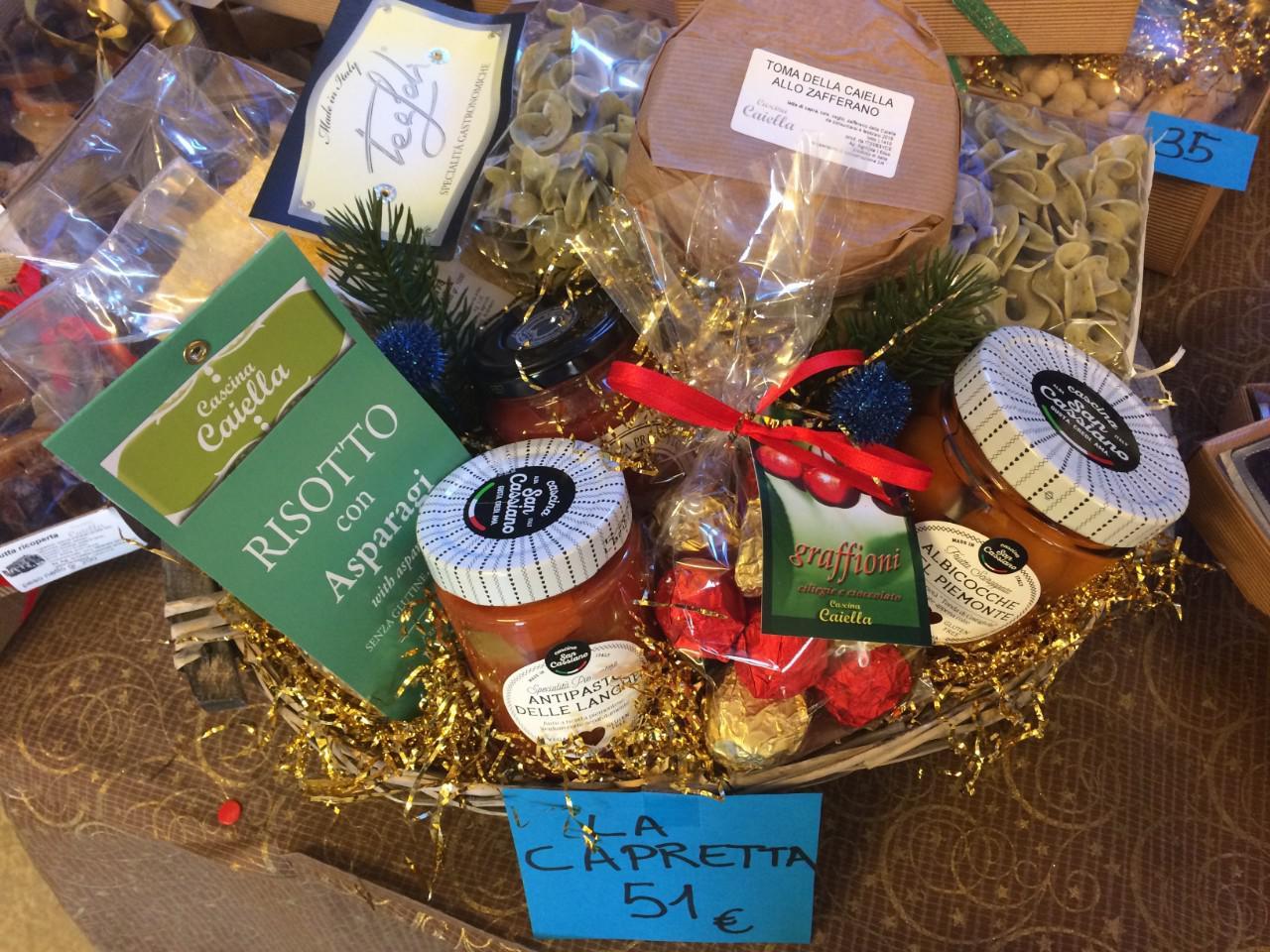 Coupon Cesto Regalo Di Natale Azienda Agricola La Caiella Mypushop