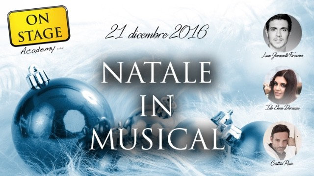 NATALE IN MUSICAL