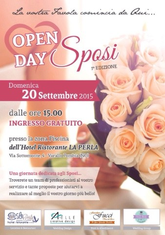 Open Day Sposi 2