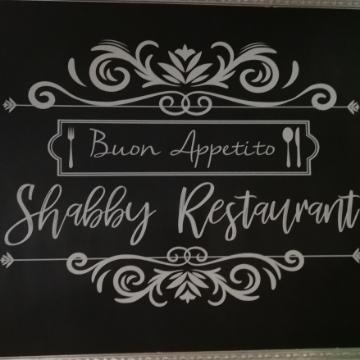 Shabby Restaurant da Sergio logo