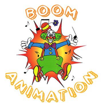 Boom Animazione logo