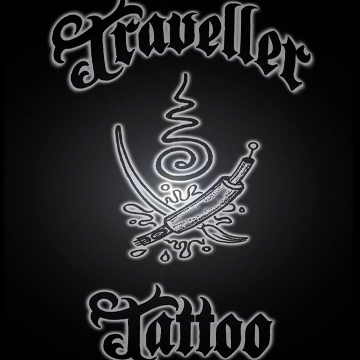 Traveller Tattoo Studio logo