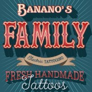 Banano's Tattoo logo