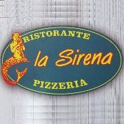Pizzeria e Hamburgeria La Sirena logo