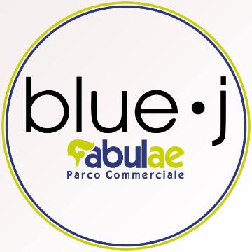 Blue j Fabulae logo