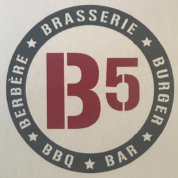 Brasserie 5 logo