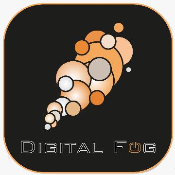 DIGITAL-FOG NEGOZIO DI SIGARETTE ELETTRONICHE logo