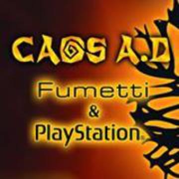 Fumetti & playstation logo