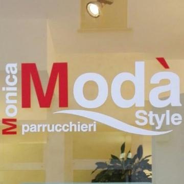 modà style logo