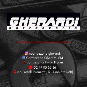 carrozzeria gherardi logo