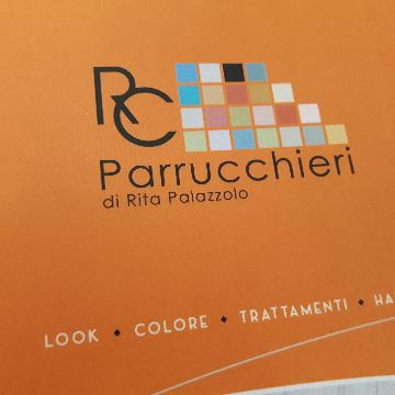 rc parrucchieri logo