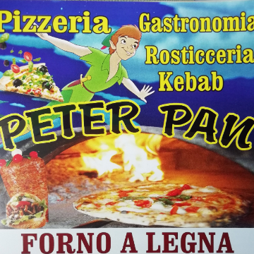 Pizzeria Peter pan logo
