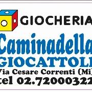 Giocheria Caminadella Giocattoli Milano logo