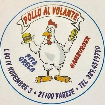 Pollo al volante logo