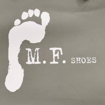 M.F. Shoes logo