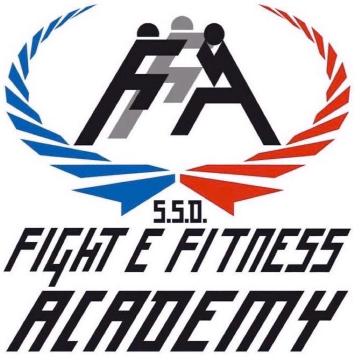 Fight e fitness academy SSD logo