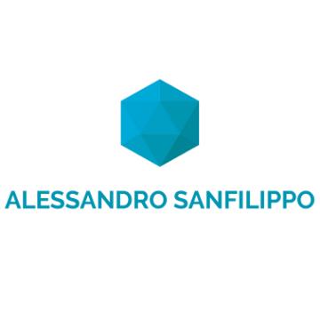 ALESSANDRO SANFILIPPO MASSOTERAPISTA & PERSONAL TRAINER logo