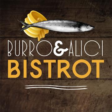 Burro & Alici BISTROT logo