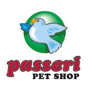 Passeri pet shop logo