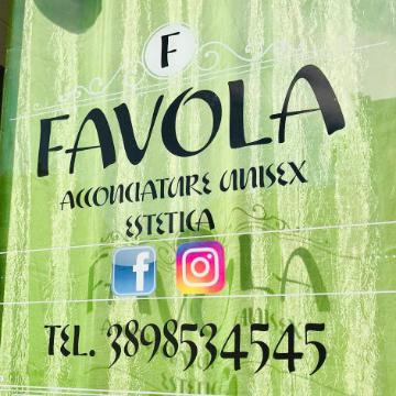 FAVOLA PARRUCCHIERI UNISEX logo