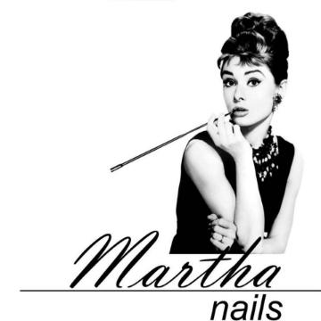 ESTETICA-RICOSTRUZIONE UNGHIE Martha Nails logo