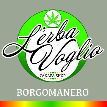 L'Erba Voglio Shop logo