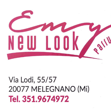 Emy new look parrucchiere logo