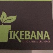 Ikebana Floricultura logo