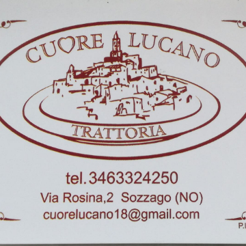 CUORE LUCANO logo