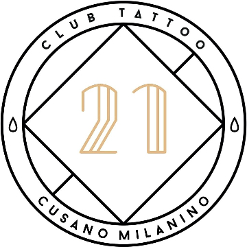 21 Club Tattoo Cusano Milanino logo