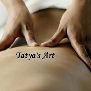 Tatya's art di Tatiana Volontà logo